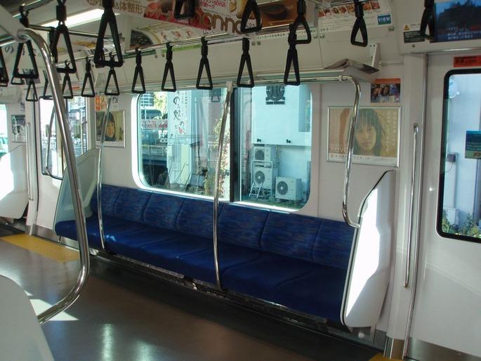 JR-east-Seat-E233-1000