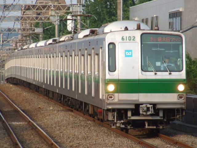 Model_6000-First_of_Teito_Rapid_Transit_Authority