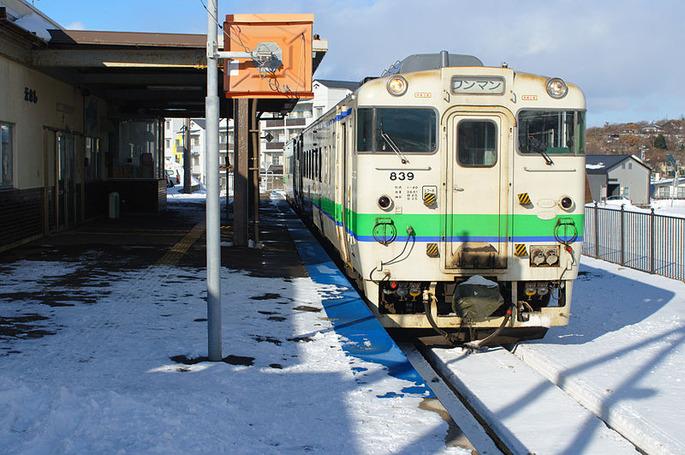 800px-日本、北海道、江差町、江差駅、キハ40系