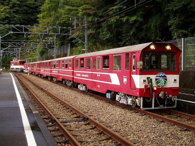 Oigawa-Ikawa-Line
