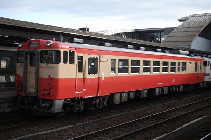 JR東海キハ40-6309