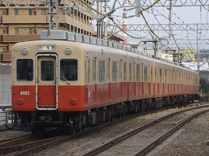 阪神8901形