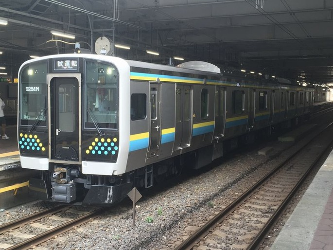 Series_E131_R01_in_Chiba_Station