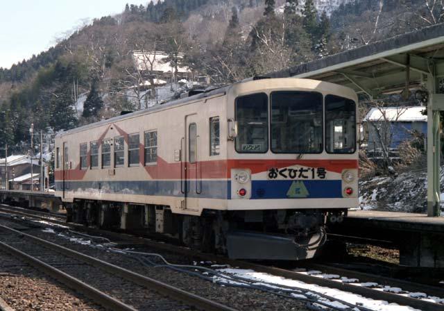 Kamioka-Railway-KM101