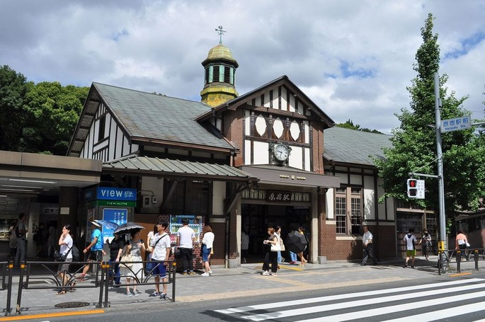 Harajuku_Station2