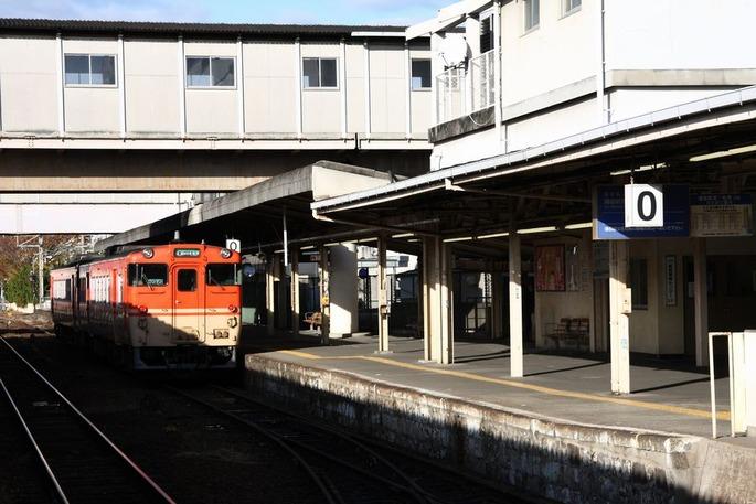 姫路駅-姫新線
