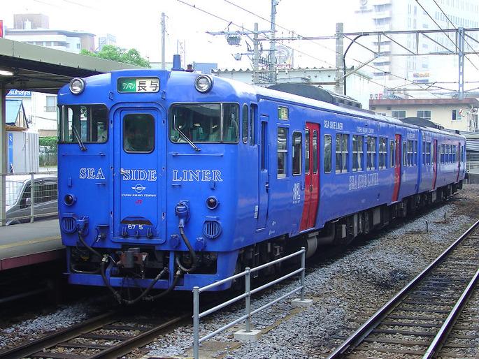 JR九州_キハ66系
