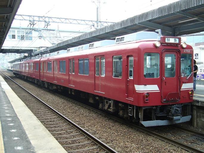 近鉄の鮮魚列車