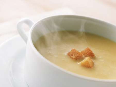 美味しくキレイに! スープ食を始めよう