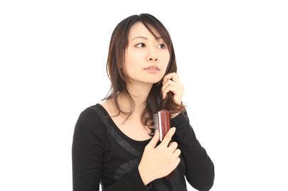 美髪のための簡単ヘアケア