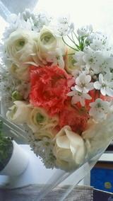 バースデイ 花束