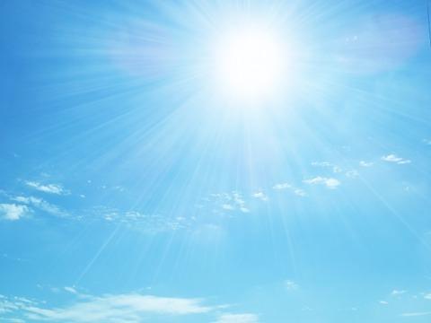 陰極まりて陽に転ずる日