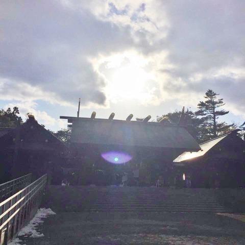 札幌滞在記 3日目 ~「薔薇ノ木ニ」の段~