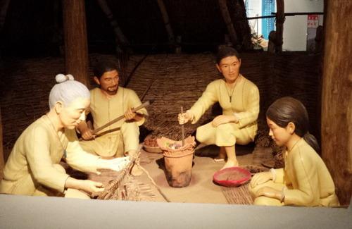 縄文の生活