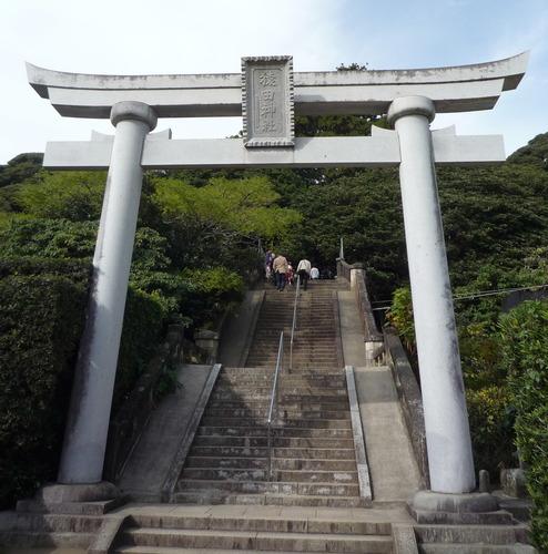 猿田神社 鳥居