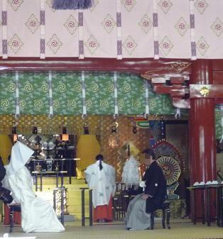 神田明神結婚式