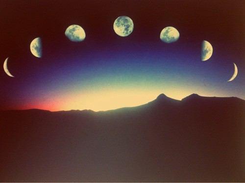 月のみちかげ