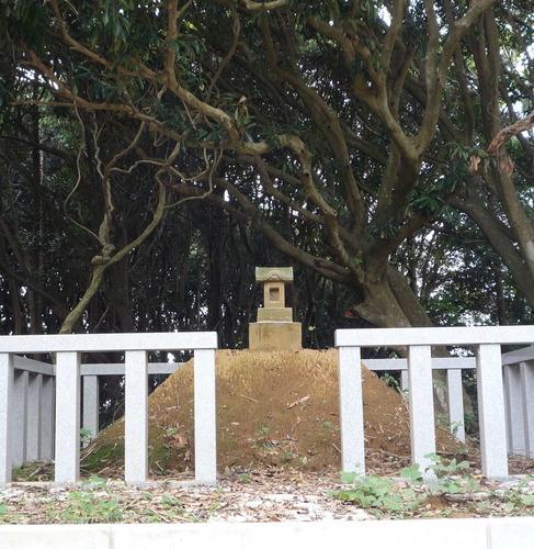 猿田神社 降臨地