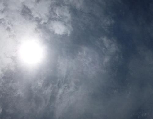 久高の太陽
