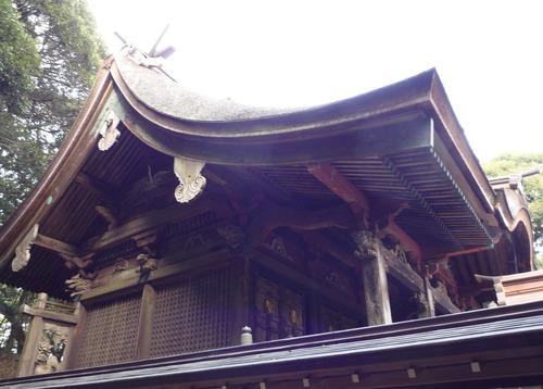 猿田神社 本殿