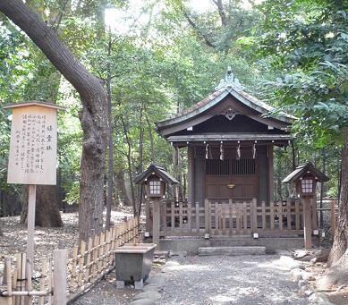 靖国神社 鎮霊社