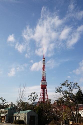 東京タワー12.21