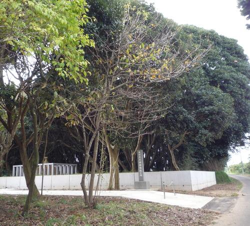 猿田神社 奥宮