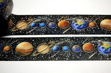 惑星マスキングテープ - 06