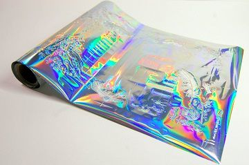 『 白夜飛行 』 箔の抜け殻 - 01