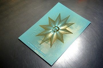 箔押し印刷仏 「 さとう 」 vol.2 - 05