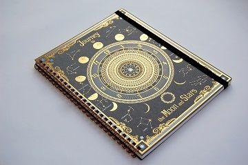 『 月読時計 』 Wリングノート - 01
