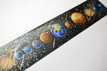 惑星マスキングテープ - 07