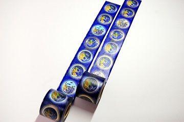 地球マスキングテープ - 03