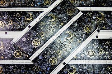 『夜間飛行』リユースポストカード - 03