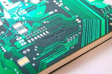 ななめリングノート『ナスカの電子回路』 - 08