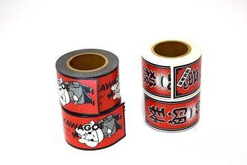 千社札風テープ - 01