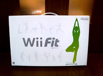 Wii Fit購入