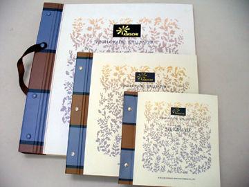 大きな紙壁紙の見本帳 - 01