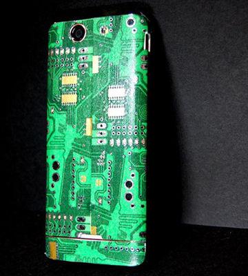ナスカの電子回路 - スマートフォン