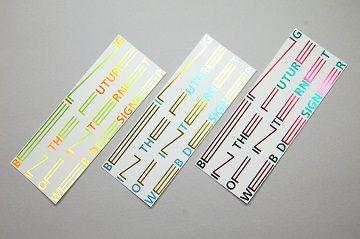 東京造形大学 メディアデザイン専攻領域 案内カード - 06