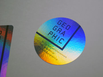 GEOGRAPHIC ステッカー - 01