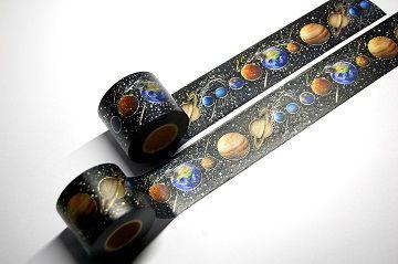 惑星マスキングテープ - 03
