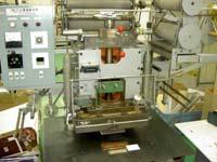 手動式ホットスタンプ機
