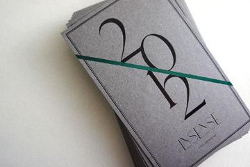 INSENSE 2012 年賀状 - 01