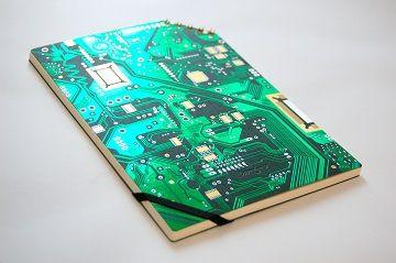 ななめリングノート『ナスカの電子回路』 - 02
