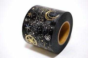 夜間飛行マスキングテープ - 01
