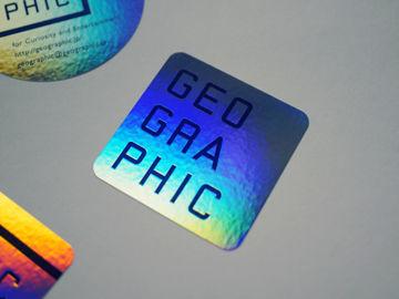 GEOGRAPHIC ステッカー - 03