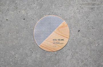 ICICL volume ステッカー - 01