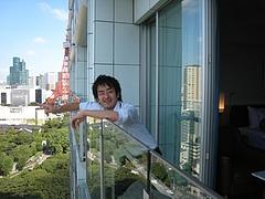 東京タワーとたなか