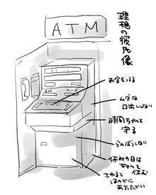 理想の旦那(ATM)